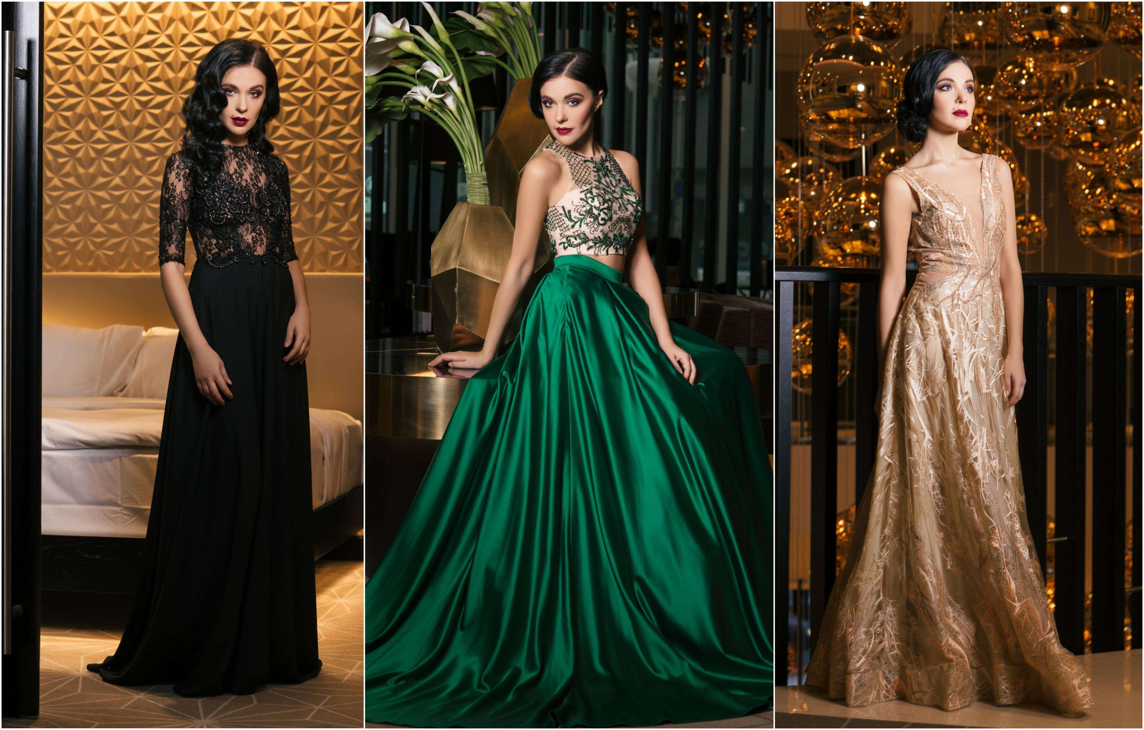 a6f84b070c3 Ливанский кутюр  роскошные вечерние платья в эстонском шоуруме ...