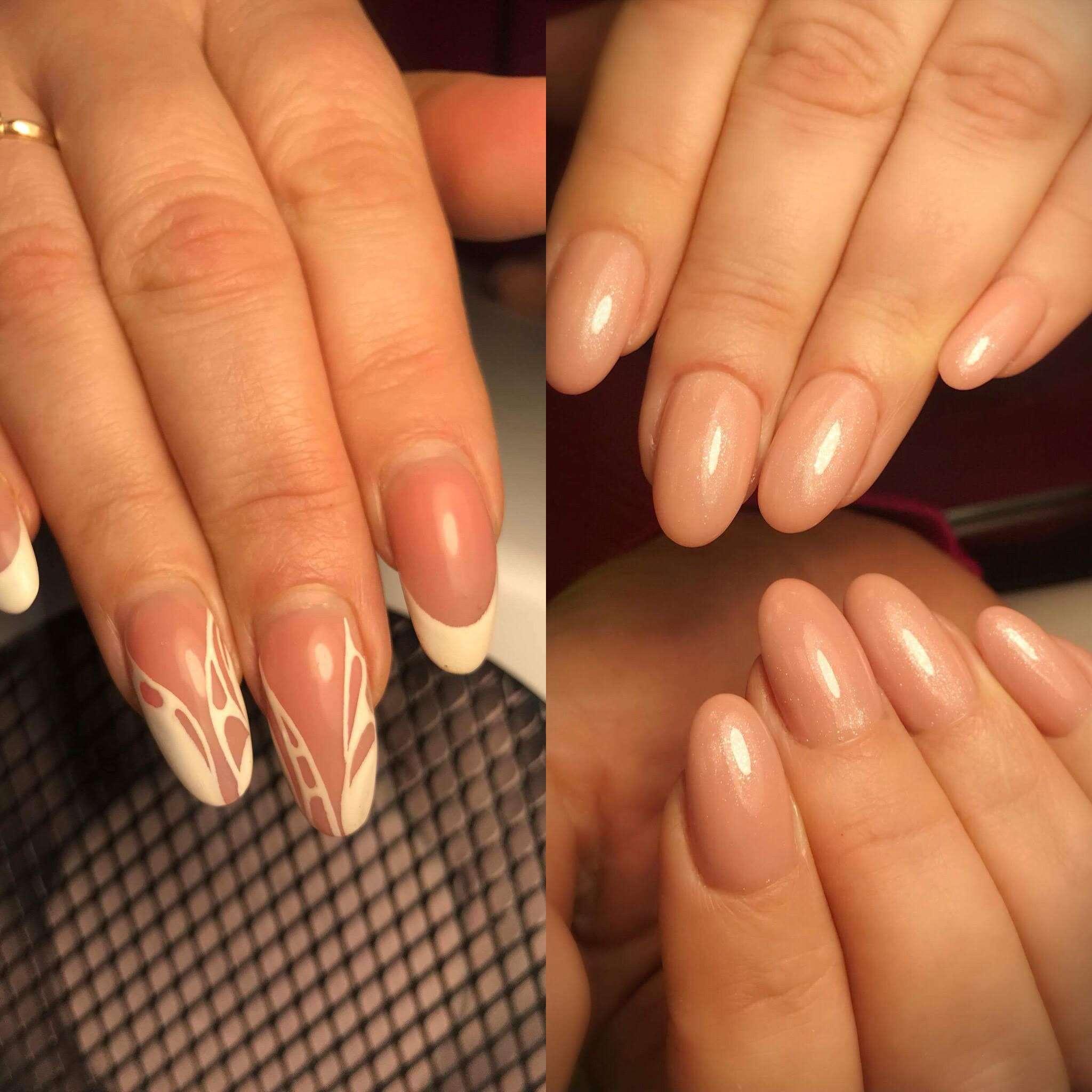 Как сделать детям длинные ногти фото 284