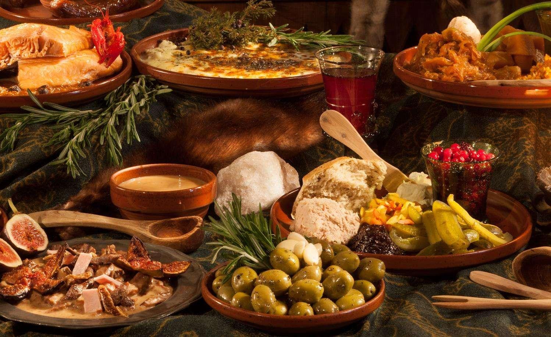 это рецепты средневековой кухни с картинками вдв это люди