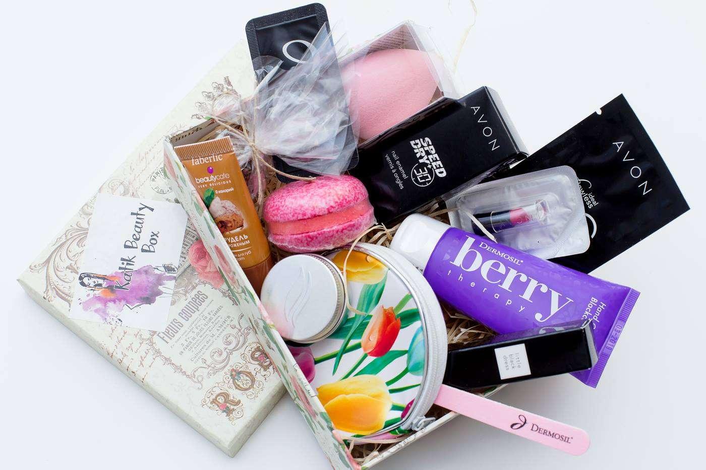 Коробочки с пробниками косметики купить купить в москве белорусскую косметику белита витекс