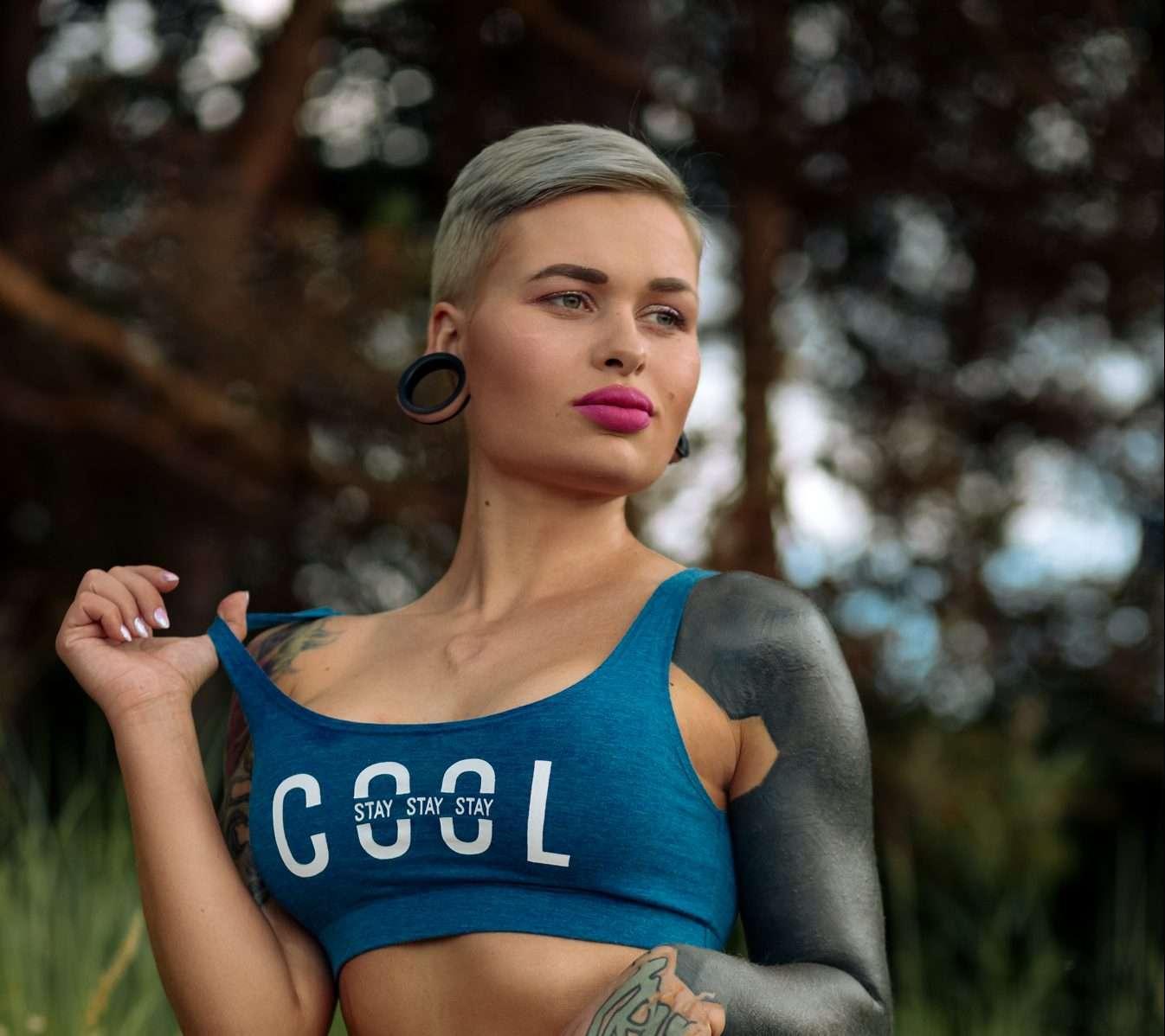 Самая сексуальная вебкам моделью